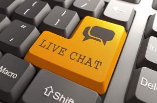 New feature: Live Chat